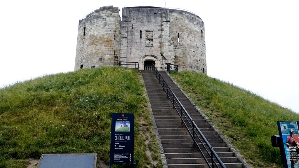 Clifford-Tower-York-Castle