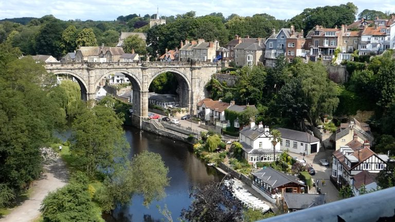 Knaresborough Castle Views