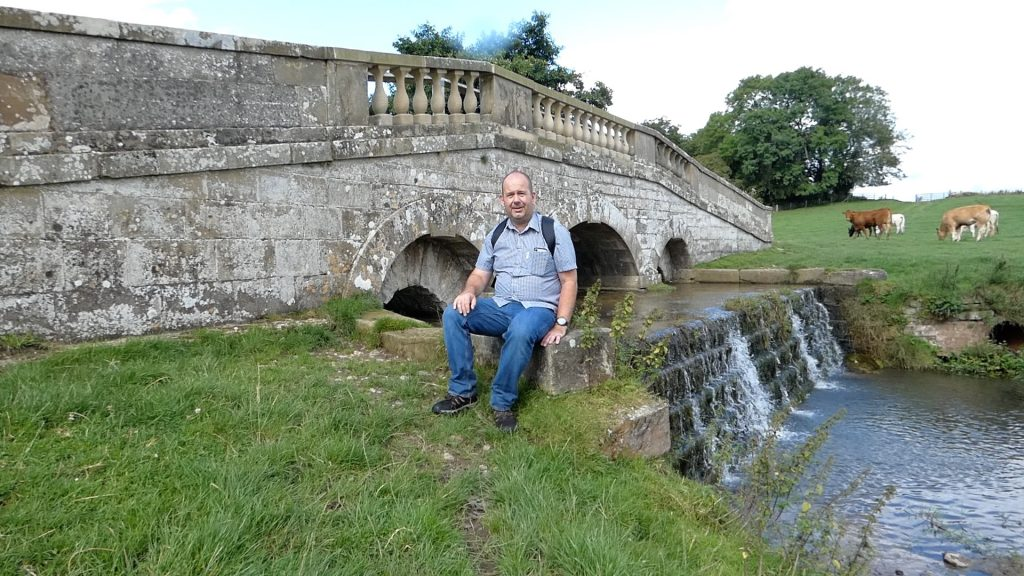 Ornamental Bridge at Hovingham