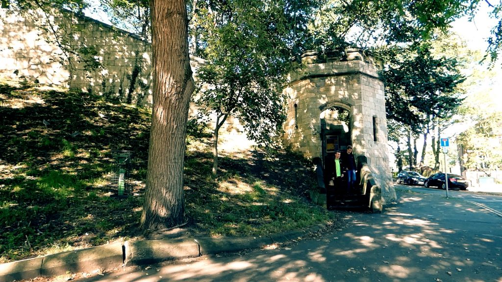 Baile Hill York City Walls