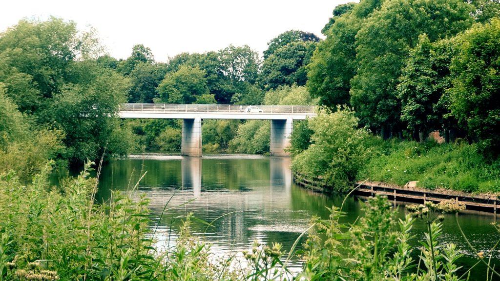 Clifton Bridge York River Ouse Walk