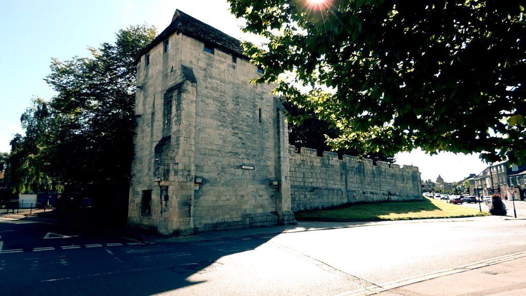Fishergate Postern Tower York City Walls