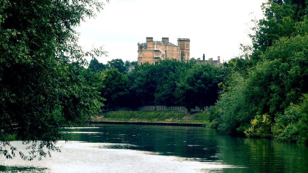 Former Royal York Hotel York River Ouse Walk