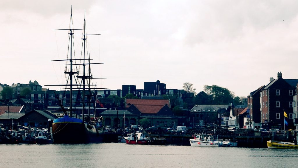 HMS Endeavour Whitby North Yorkshire