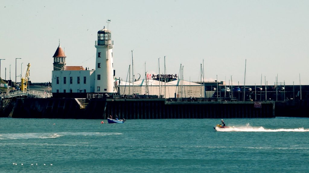 Lighthouse & Yacht Club Scarborough North Yorkshire