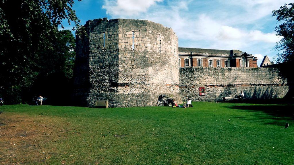 Multangular Tower York City Walls