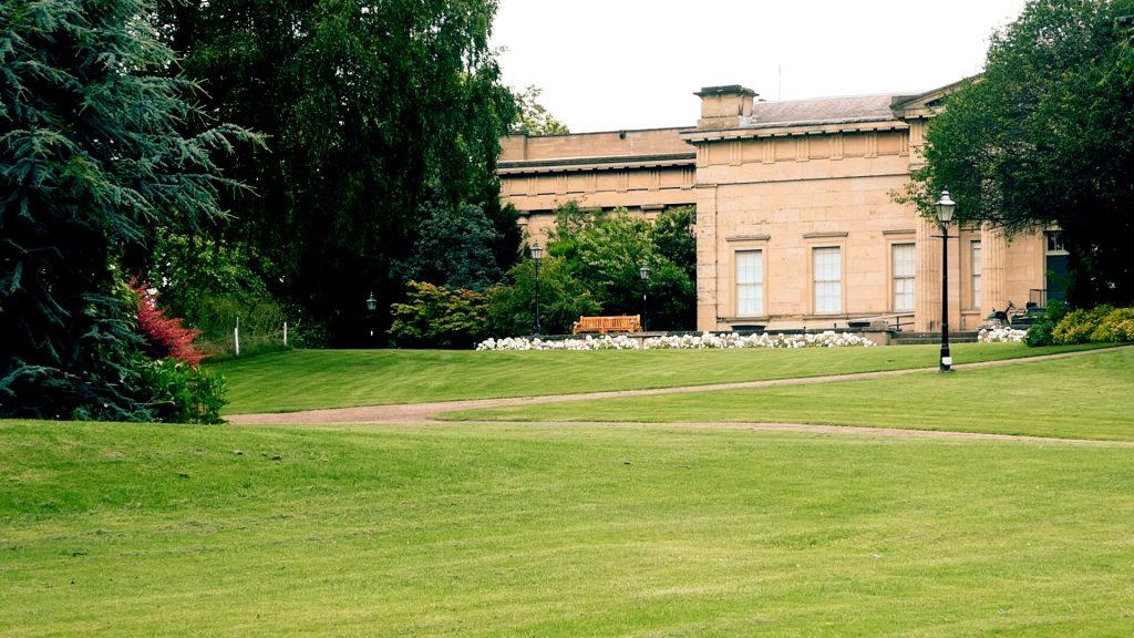 Museum Gardens York River Ouse Walk