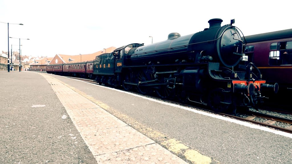 NYMR Whitby North Yorkshire
