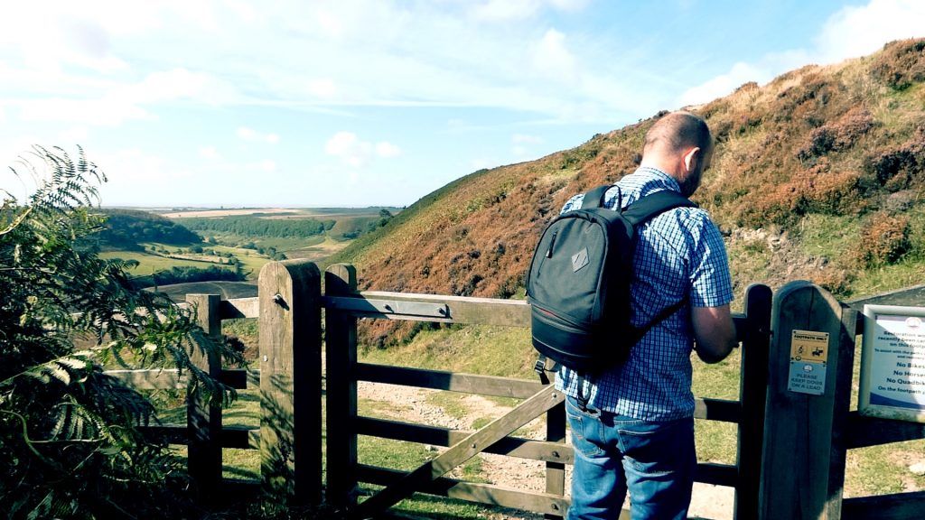 Path down to the Hole of Horcum