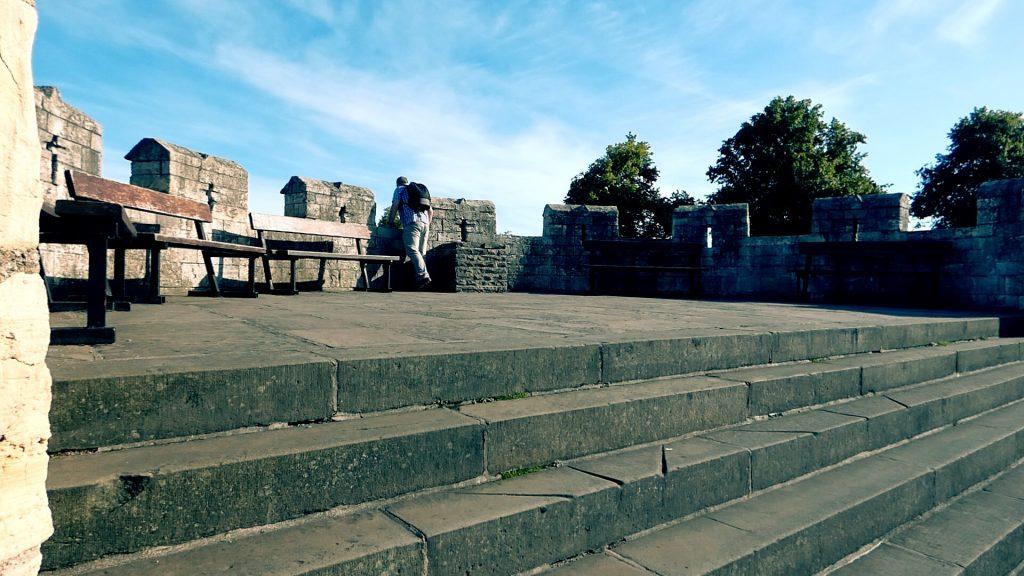 Robin Hood's Tower York City Walls