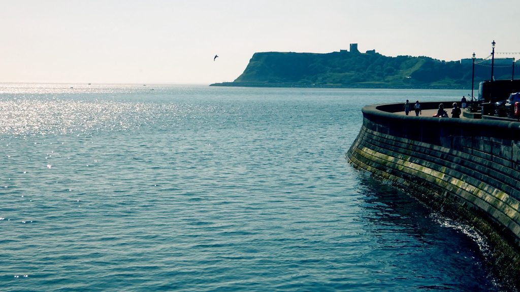 Scalby Mills Scarborough Cleveland Way