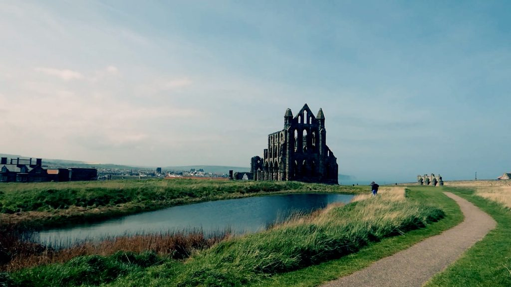St Mary's Abbey Whitby North Yorkshire