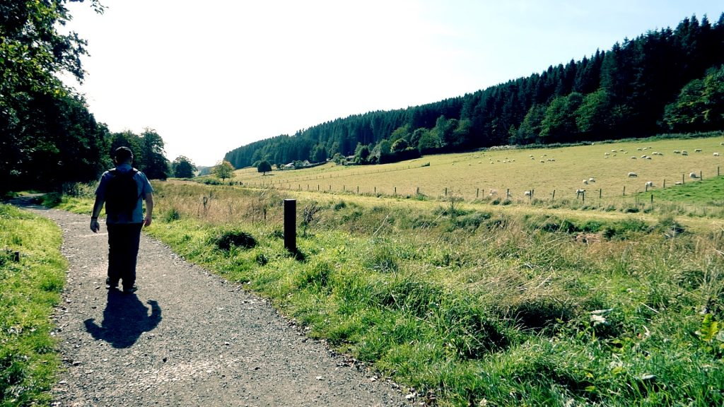Valley Path to Ellerburn Thornton le Dale to Dalby Forest