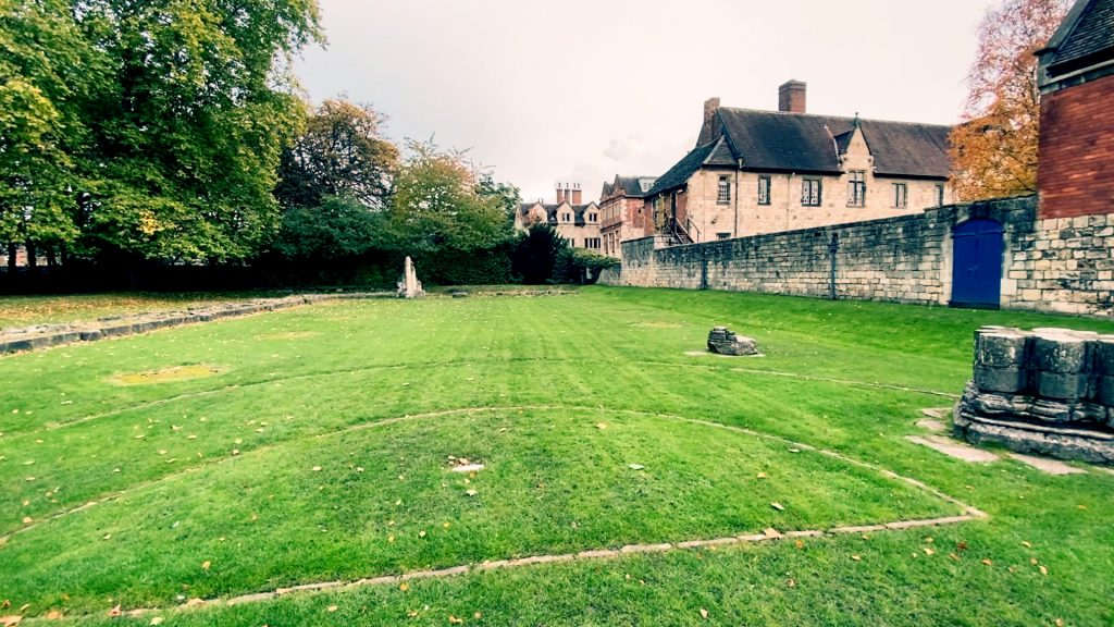 Abbey Foundations Museum Gardens