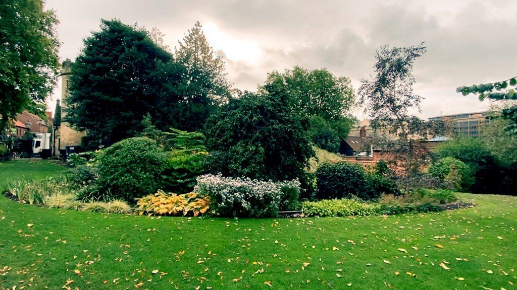 Beds Museum Gardens
