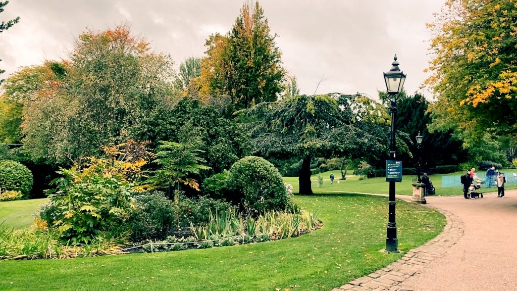 Green Space Museum Gardens