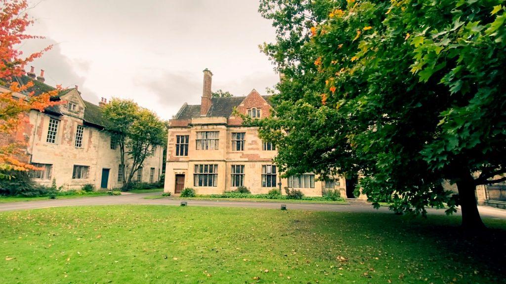 Kings Manor Museum Gardens