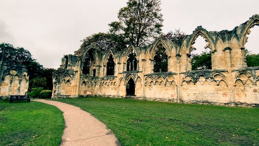 St Mary's Abbey Museum Gardens