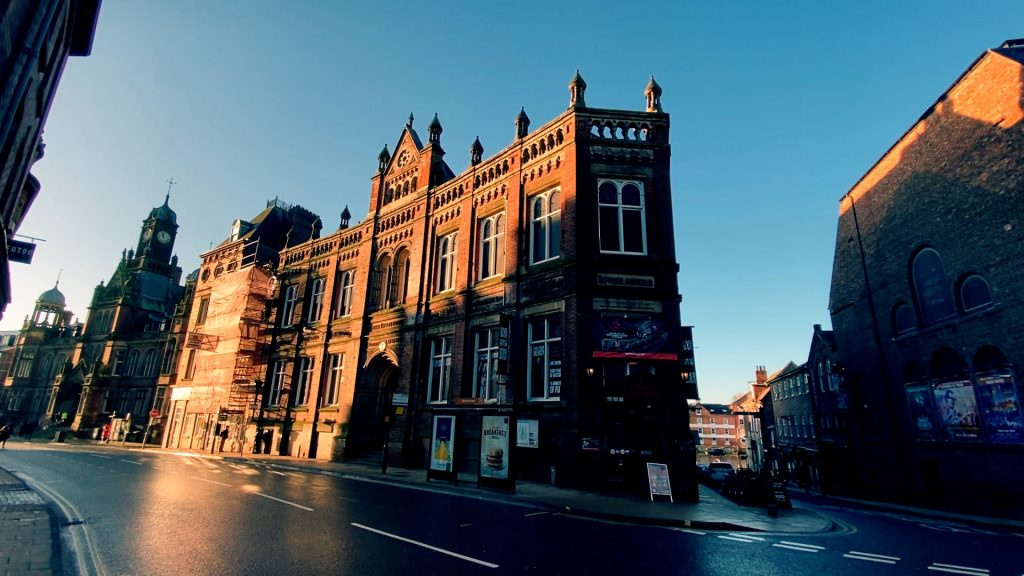 Clifford Street York's Historic Streets Part One