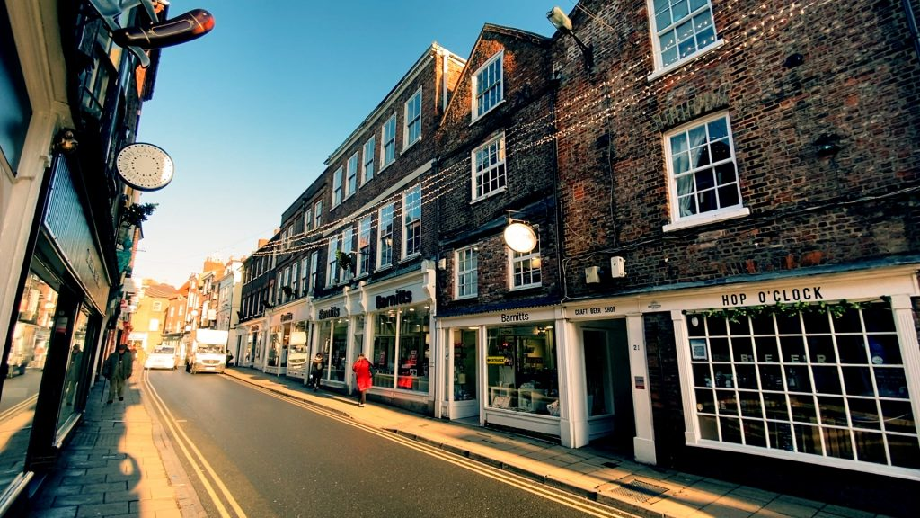 Colliergate York's Historic Streets Part One