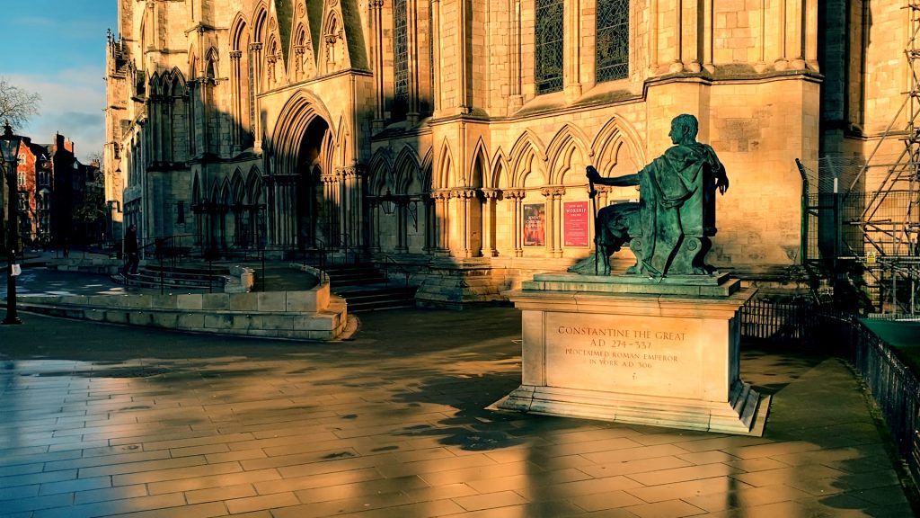 Constantine the Great York Minster