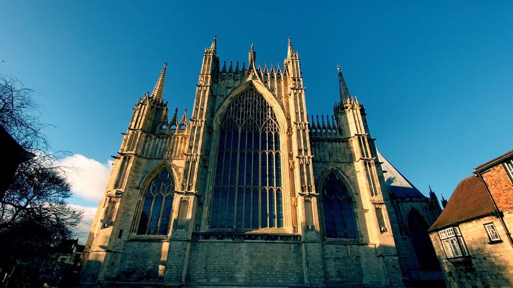 Great East Window York Minster