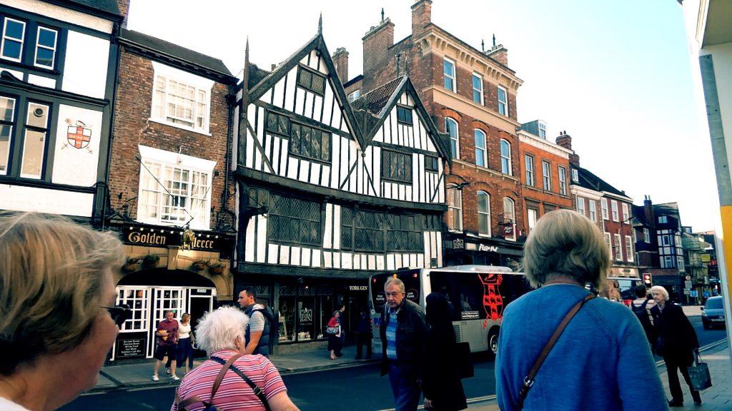 Herbert House York's Historic Streets Part One