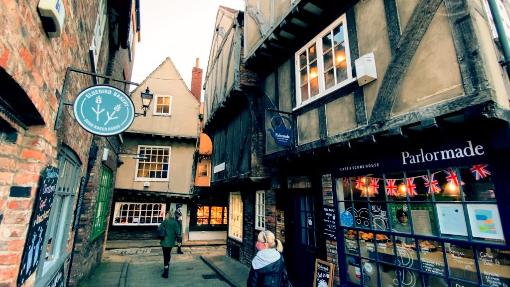 Little Shambles York's Historic Streets Part One