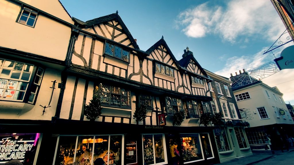 Mulberry Hall York's Historic Streets Part One