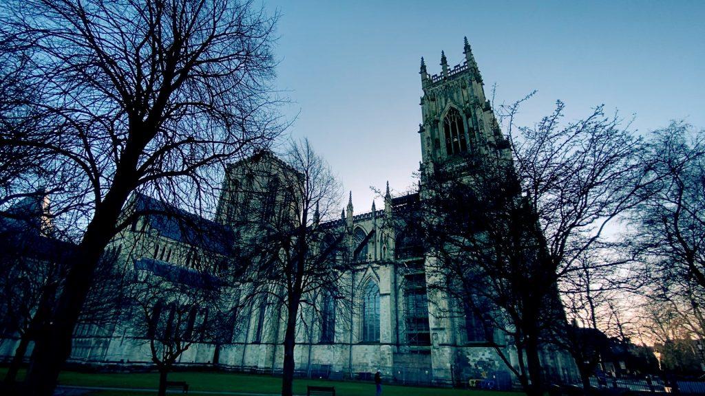 North Transept York Minster