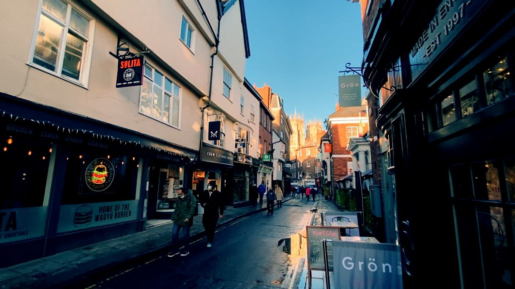 Petergate York's Historic Streets Part One