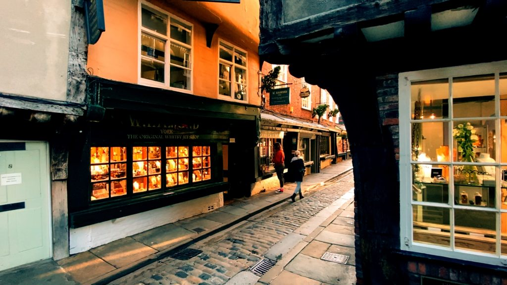 Shambles York's Historic Streets Part One