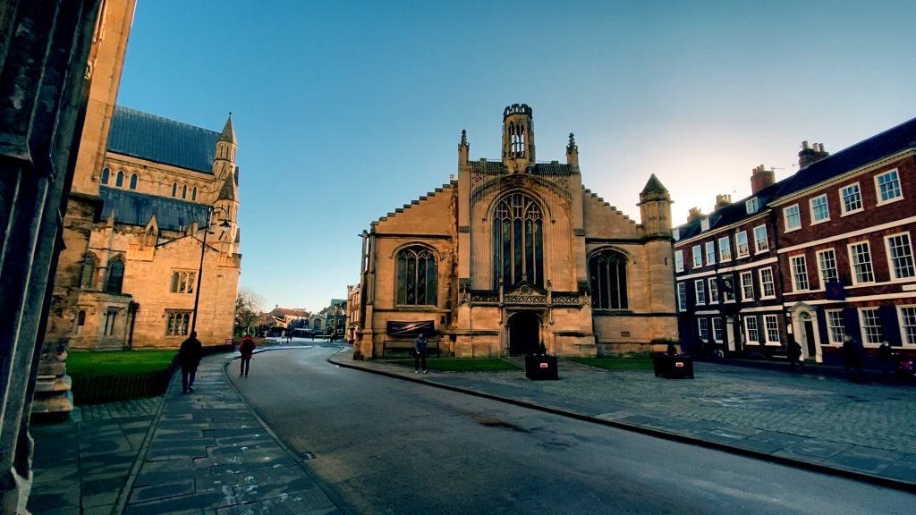St Michael le Belfrey York Minster