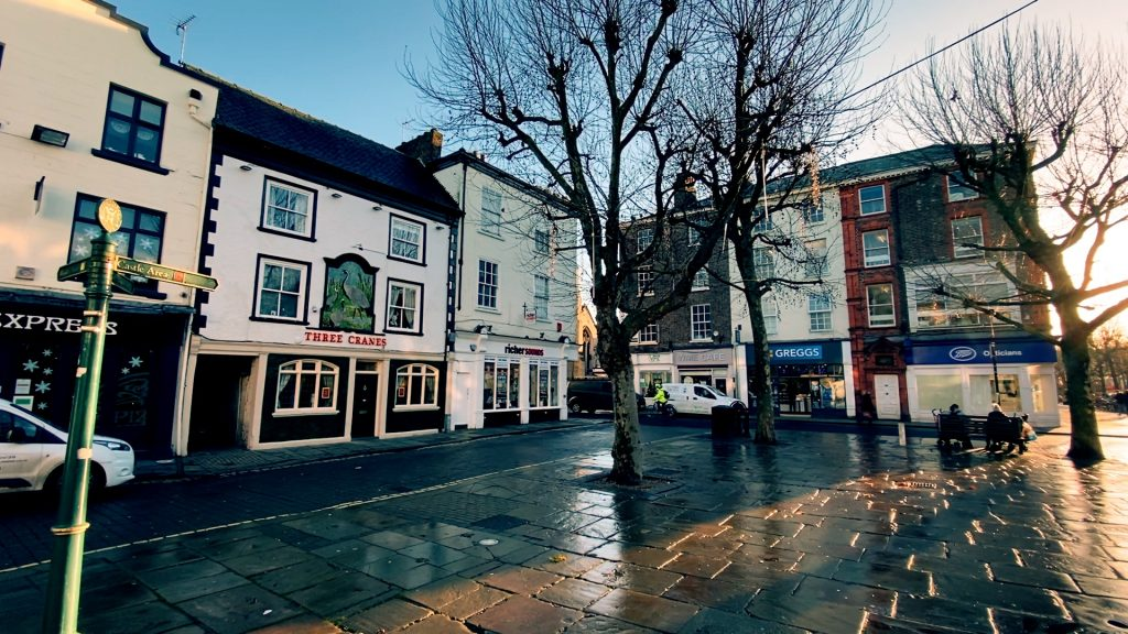 St Sampson's Square York's Historic Streets Part One