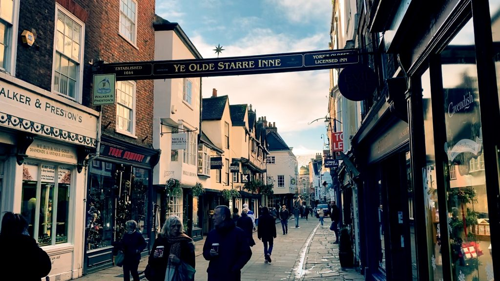 Stonegate York's Historic Streets Part One