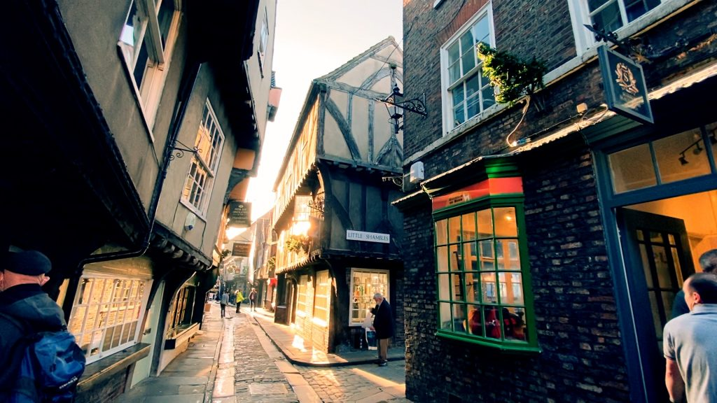 The Shambles York's Historic Streets Part One