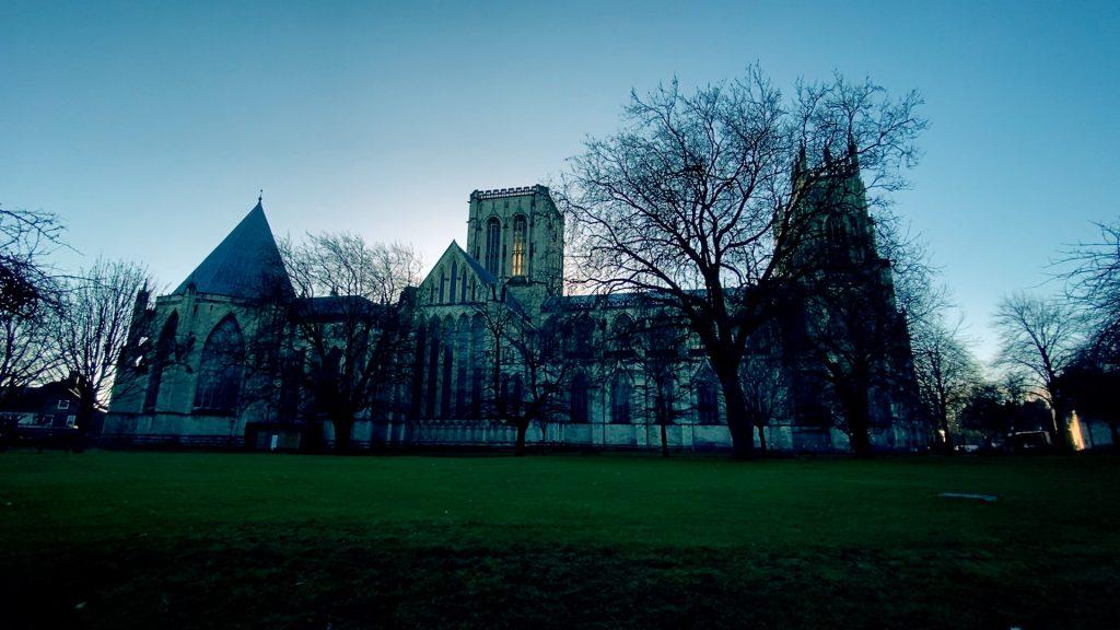 York Minster North Transept